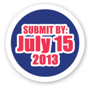 Submit By July 15, 2013