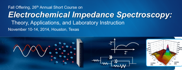 Electrochemical Impedance Spectroscopy Eis Fall Short Course