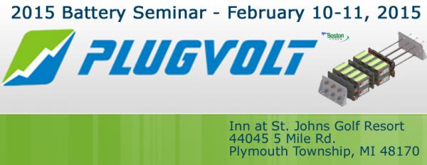 February 2015 Battery Seminar Detroit Mi From Plugvolt