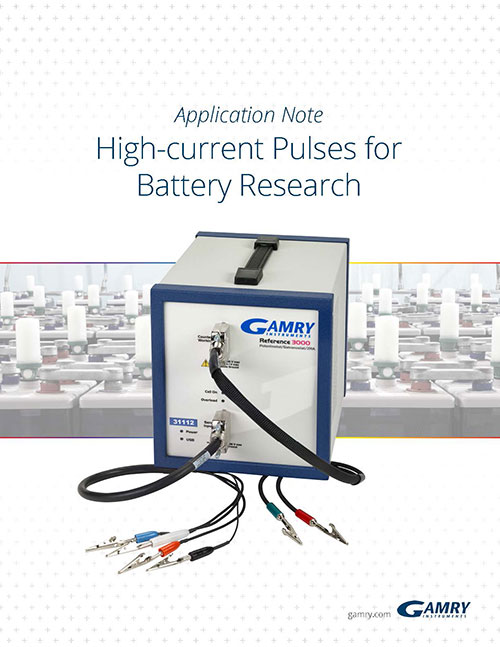 High-current Pulses for Battery Research