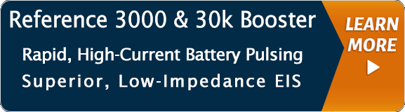 Rapid, High-Current Battery Pulsing & Superior, Low-Impedance EIS