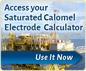 Access your Saturated Calomel Electrode Calculator