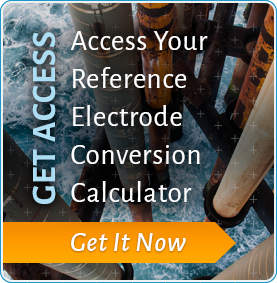 Access Your Reference Electrode Conversion Calculator